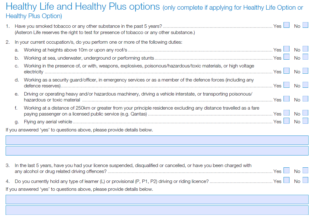 Asteron_Healthy_Life_and_Healthy_option_form